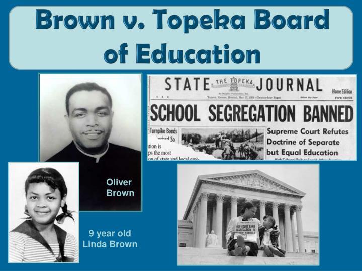 Brown v. Topeka Board