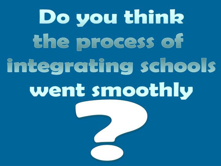 Do you think