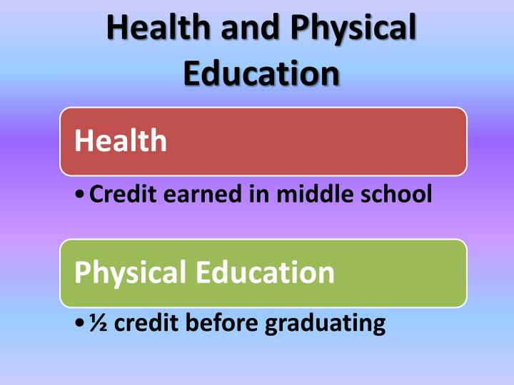 Health and Physical