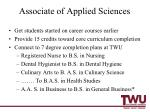 associate of applied sciences