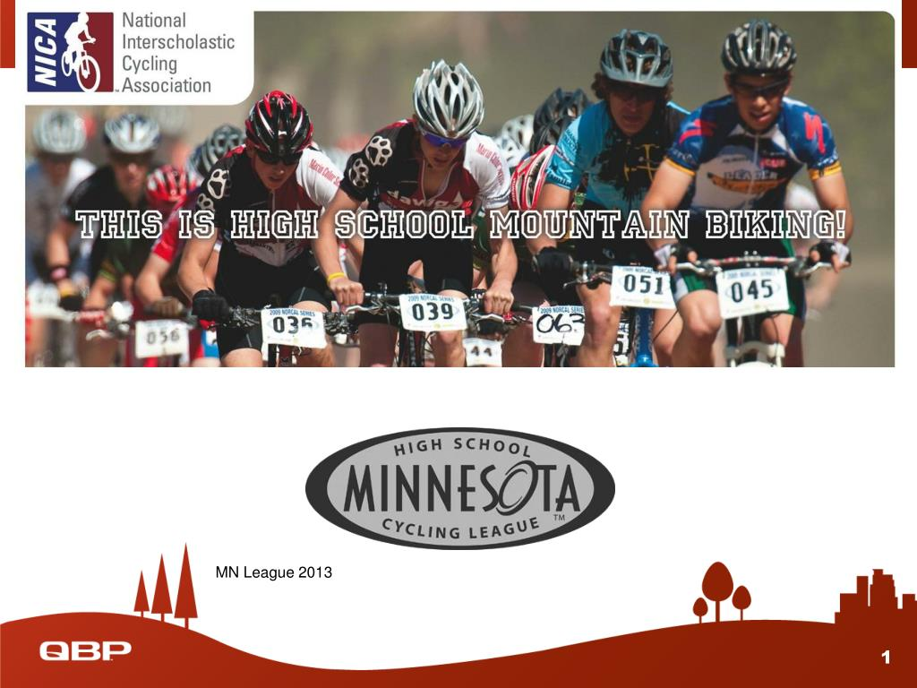 PPT - MN High School Cycling League PowerPoint Presentation - ID 1656096 ca8c75c8d