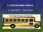 i disciplined people1
