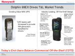 dolphin 99ex drives t l market trends