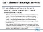 ees electronic employer services