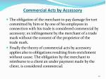 commercial acts by accessory4