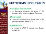 key terms discussion2