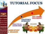 tutorial focus