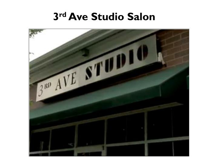 Ppt colorado s betterbuildings programs sustainability for 3rd avenue salon