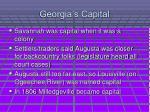 georgia s capital
