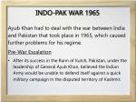 indo pak war 1965
