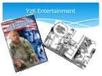 y2k entertainment