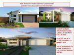 new homes in master planned communities 2 600 new homes 1 3 billion in private investment