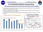 fire protection systems success story