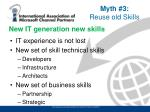 new it generation new skills