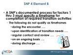snp 4 element b1