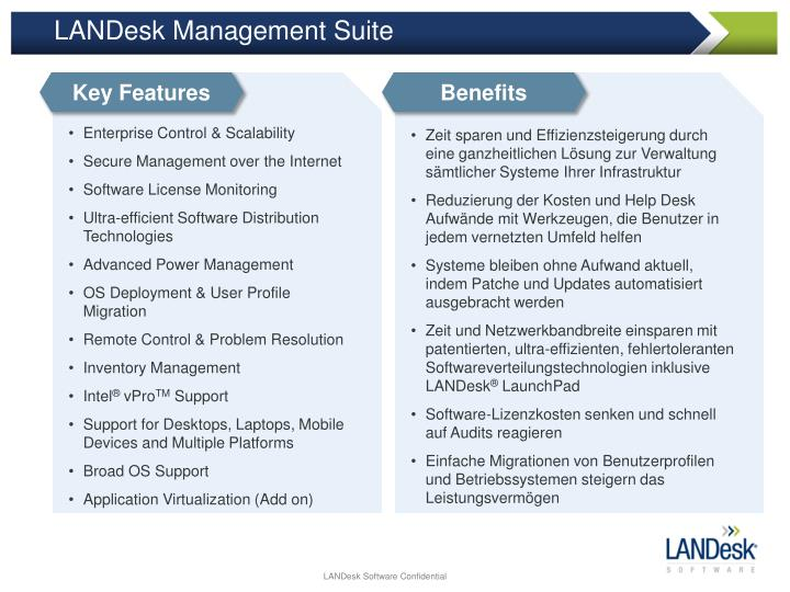 LANDesk Management Suite