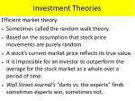 investment theories2