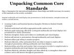 unpacking common core standards4