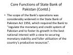 core functions of state bank of pakistan contd2