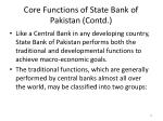 core functions of state bank of pakistan contd7