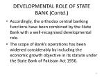 developmental role of state bank contd1
