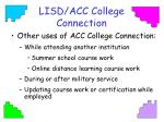 lisd acc college connection2