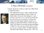 i am a steward continued3