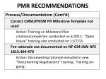 pmr recommendations2