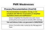 pmr weaknesses4