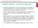 concrete projects gatchina s vodokanal