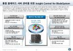 insight control for bladesystem