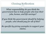 closing reflection1