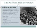 the nation s sick economy