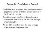 example confidence bound