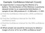 example confidence interval 2 cont1