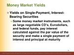 money market yields10