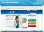 healthit gov redesigned