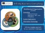 infinity business consulting