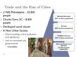 trade and the rise of cities2