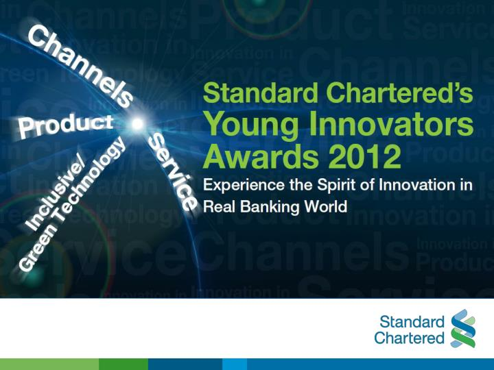 standard chartered s young innovators awards 2012 n.