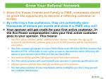 grow your referral network