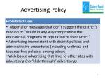 advertising policy1