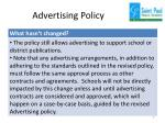 advertising policy3
