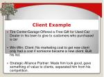 client example2