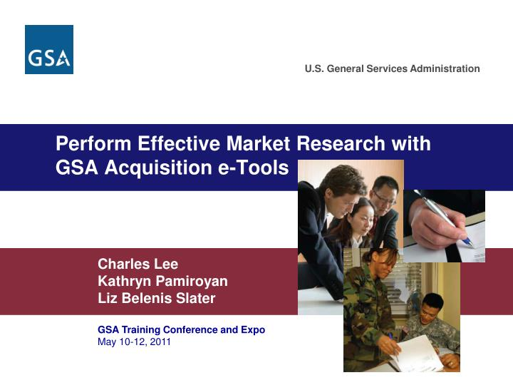 perform effective market research with gsa acquisition e tools n.