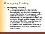 contingency funding2
