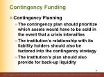 contingency funding5