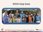 ipeds help desk