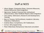 staff at nces1