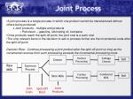 joint process
